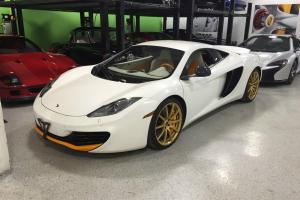 McLaren: MP4-12C Coupe 2-Door