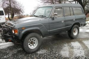 Toyota: Land Cruiser HJ-60 GX