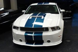 Ford: Mustang Shelby GT350