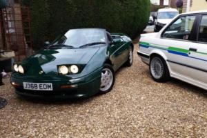 Lotus Elan se turbo m100 family owner by father and daughter from new