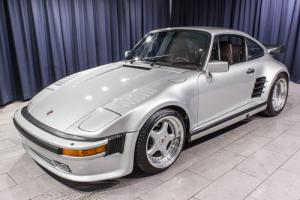 "Porsche: 930 TURBO SLANTNOSE OPTION 505 ""J"" SERIES"
