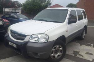 2002 Mazda Tribute Auto 4x4 Long Rego Cheap $2600 ON Sale in NSW