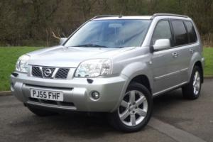 Nissan X-Trail 2.2dCi 136 2006MY Aventura 72K PRIVATE OWNER STUNNING XTRAIL