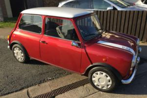 Rover MINI SPRITE 1.3 K REG ONLY 44000 MILES IN MINT CONDITION RARE LH DRIVE Photo