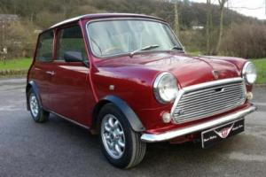 Rover MINI, Mayfair, Automatic, air con, mett paint, looks and drives superb! Photo