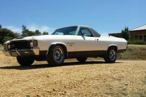 Chevrolet EL Camino UTE 1972 in VIC