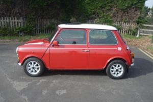 Rover Mini Cooper RSP in Flame Red with 94 miles