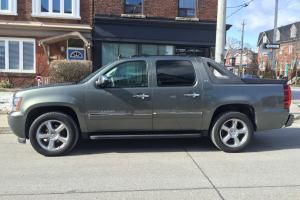 Chevrolet: Avalanche LTZ Crew Cab Pickup 4-Door