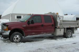 Ford: F-350 4 door crew cab