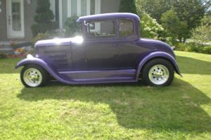 Ford: Model A Coupe 2 doors 5 windows