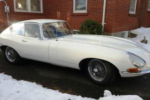 Jaguar: E-Type FHC Photo