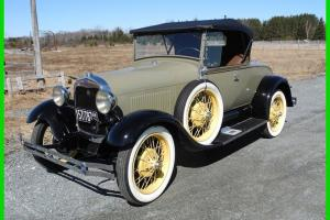Ford: Model A
