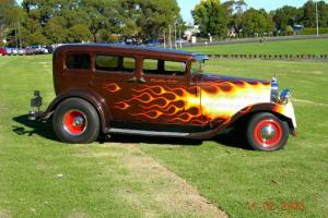 HOT ROD Custom Rare 1929 Morris Isis Only ONE IN Australia Full Metal BOD in VIC