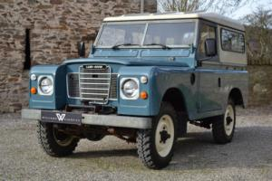 """Land Rover Series 3 88"""" One of The Last Made 1 Owner and 39,000 Miles"""