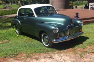 1952 Holden FX in QLD