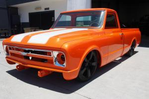 1968 Chevrolet C10 Pickup Truck Short BED Custom Unfinished Project in QLD