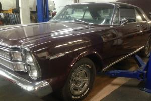 Ford: Galaxie 500 7 ltr 428 c