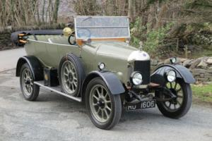 1925 Morris Bullnose Cowley Photo