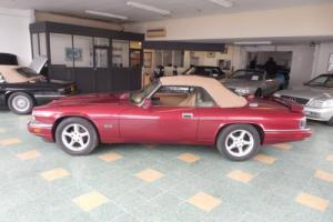 Jaguar XJS 6.0 V12 CONVERTIBLE