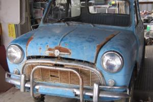 Mini Minor 62 Model With Extras in VIC