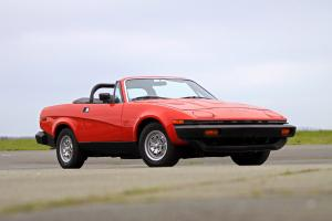Triumph: TR8 Convertible Photo