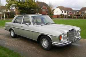 1972 Mercedes-Benz 280 SE 3.5 Saloon