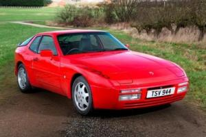 1991 Porsche 944 Turbo Photo