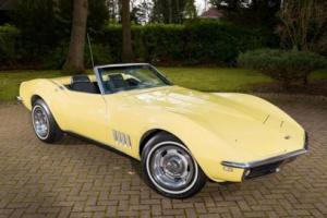 1968 Chevrolet Corvette C3 Roadster