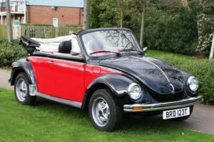 1978 Volkswagen Beetle 1303 Convertible by Karmann