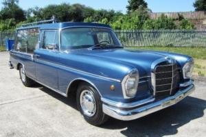 1965 Mercedes-Benz Hearse