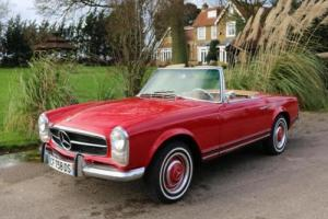 1964 Mercedes-Benz 230 SL Roadster
