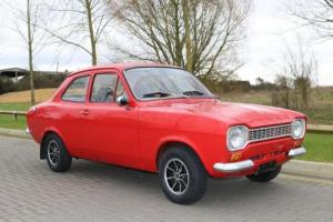 1968 Ford Escort Mk. I 1300 Two-door Saloon