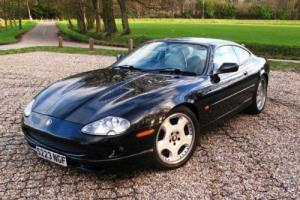 1998 Jaguar XKR Paramount Performance Donnington