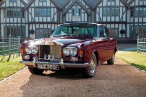 1967 Rolls-Royce Two-Door by Mulliner Park Ward