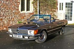 1982 Mercedes-Benz 380 SL Roadster