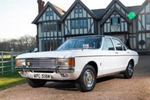 1974 Ford Granada Mk. I GXL (3 Litre) Photo