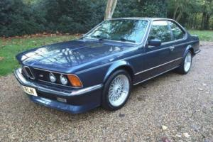 1985 BMW M635CSi Photo