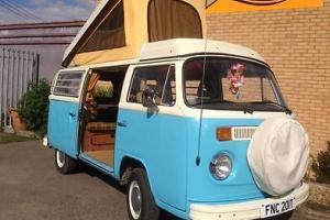 1979 Volkswagen Campervan Westfalia Photo