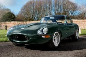 1965 Jaguar E-Type SI Fixedhead Coupé to Lightweight Spec Photo