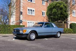 1980 Mercedes-Benz 450 SLC Photo