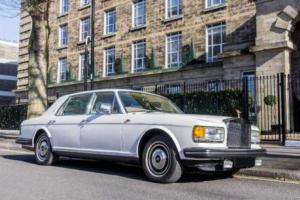 1984 Rolls-Royce Silver Spur with Division Photo
