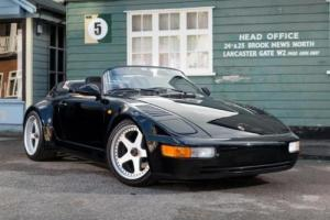 1989 Porsche 911 Speedster Flatnose (Turbo-body) Photo