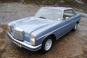 1972 Mercedes-Benz 250 CE Photo
