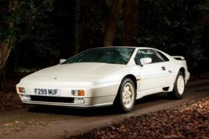 1989 Lotus Esprit Turbo Anniversary Edition No.25