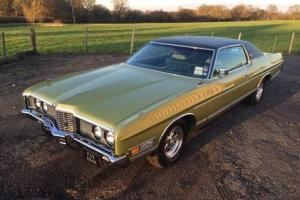 1972 Ford Galaxie Photo