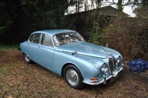 1966 Jaguar S-Type Saloon (3.8 litre) Photo