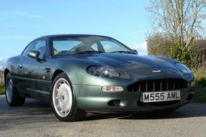 1994 Aston Martin DB7 – 3,300 Miles From New Photo