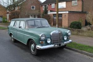 1966 Mercedes-Benz 230 Universal Photo