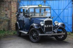 1934 Austin Heavy 12/4 Low Loader London Taxi