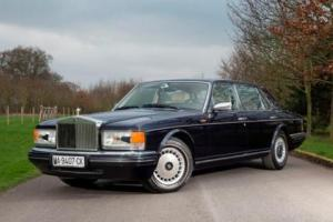 1998 Rolls-Royce Silver Spur Photo